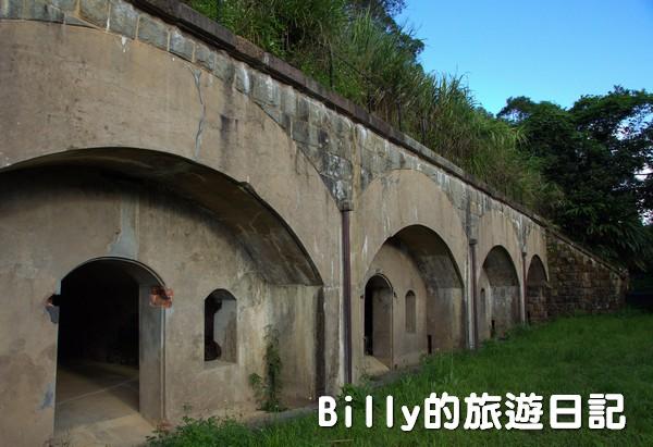 四腳亭砲台103