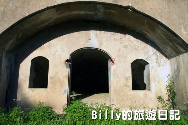 四腳亭砲台104