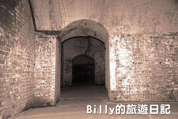 四腳亭砲台105