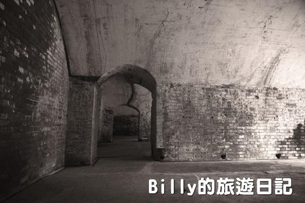 四腳亭砲台106