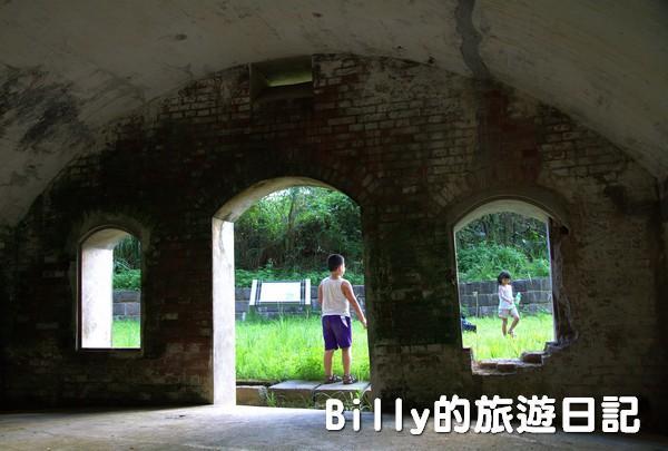四腳亭砲台108
