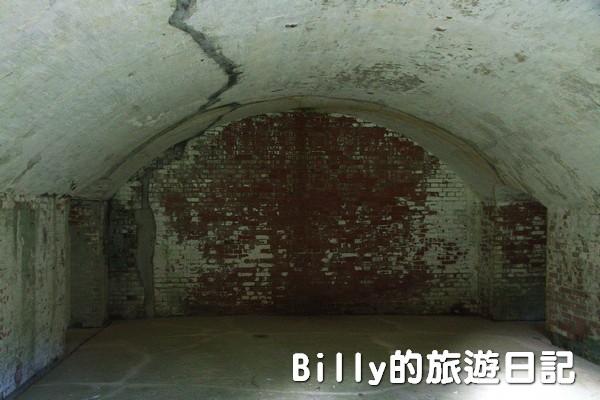 四腳亭砲台109