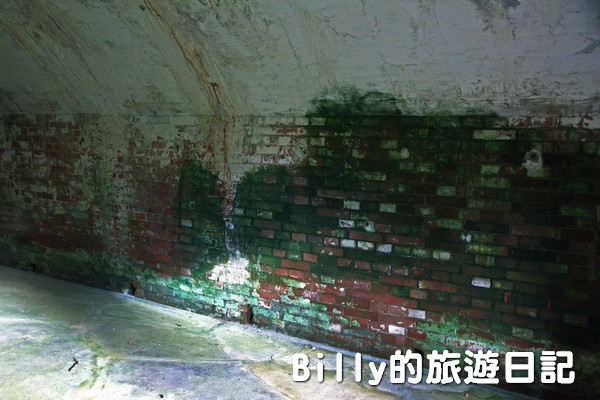 四腳亭砲台110