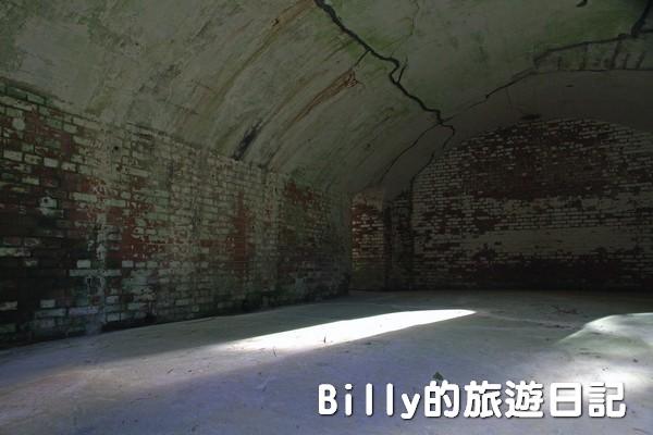 四腳亭砲台114