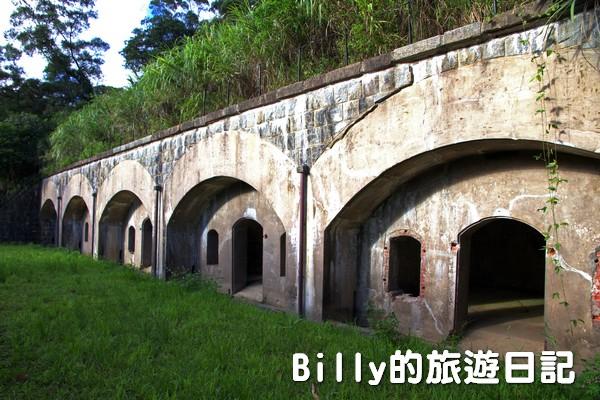 四腳亭砲台116