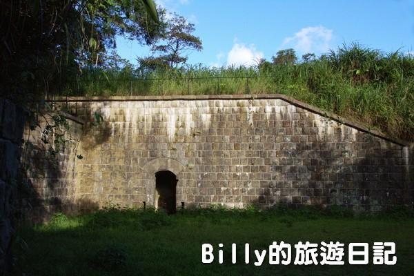 四腳亭砲台117