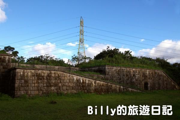 四腳亭砲台118
