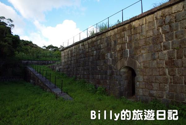四腳亭砲台121