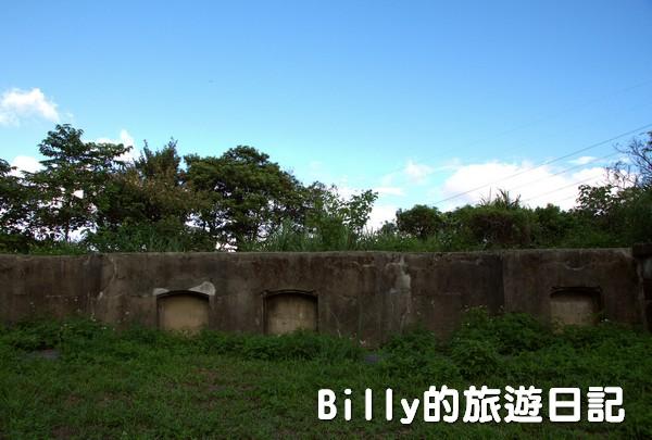 四腳亭砲台122