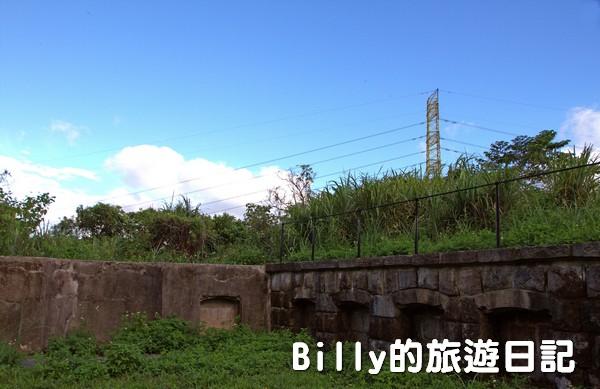 四腳亭砲台123