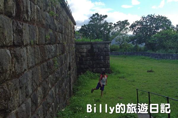 四腳亭砲台124