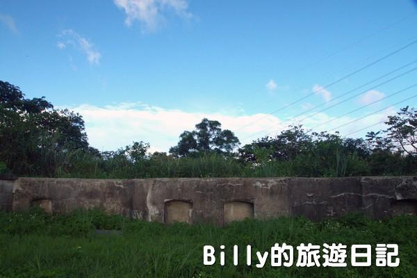 四腳亭砲台127