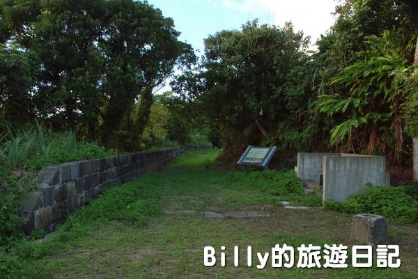 四腳亭砲台136
