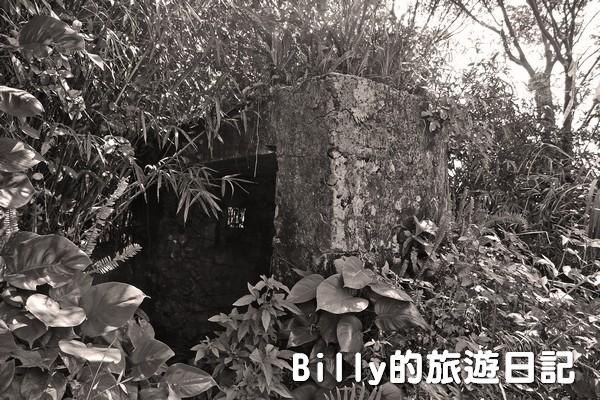 獅球嶺東砲台015