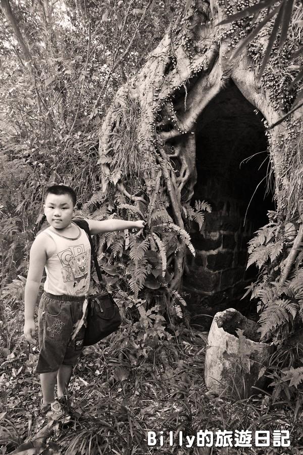 獅球嶺東砲台021