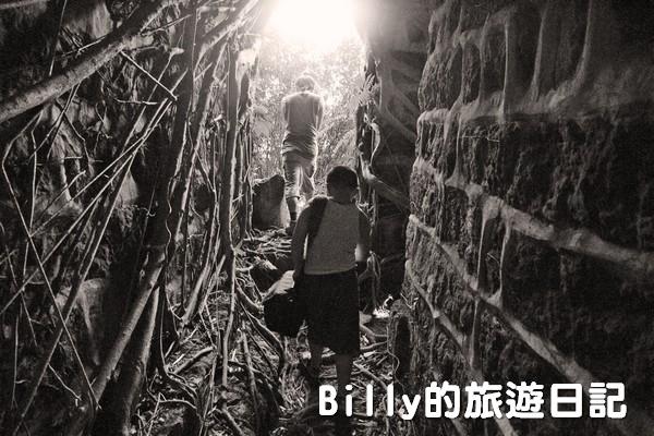 獅球嶺東砲台026