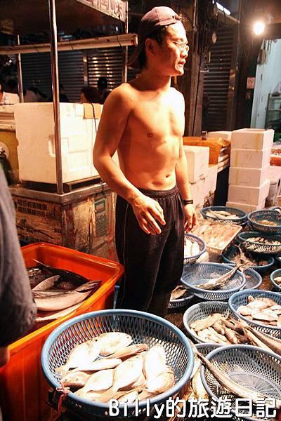 基隆崁仔頂漁市場027