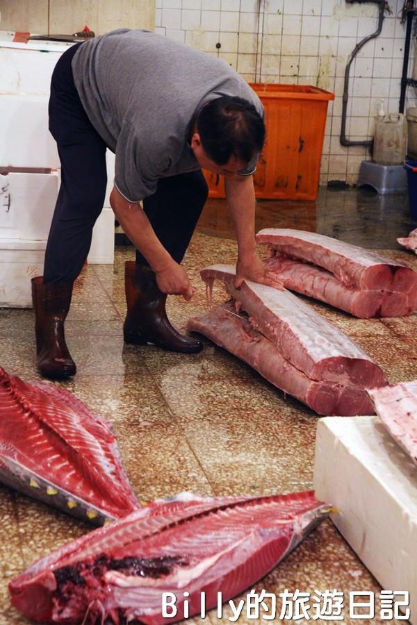基隆崁仔頂漁市場030