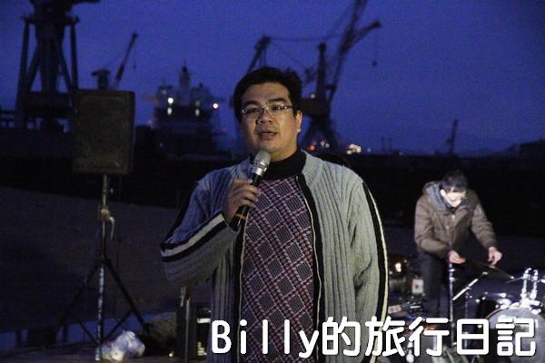 和平島迎曙光跳海表情意006