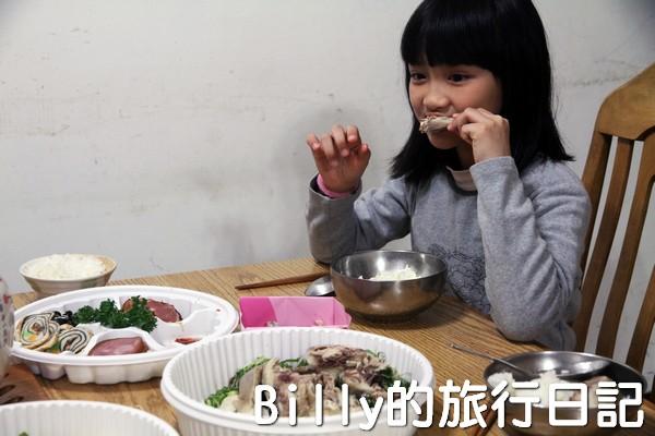 基隆涵舍會館年菜外帶032