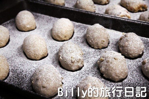 森徑三十七全天然酵母麵包013