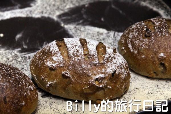 森徑三十七全天然酵母麵包021