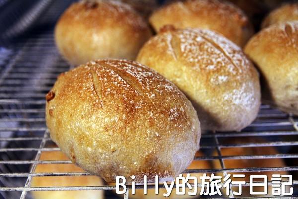 森徑三十七全天然酵母麵包023