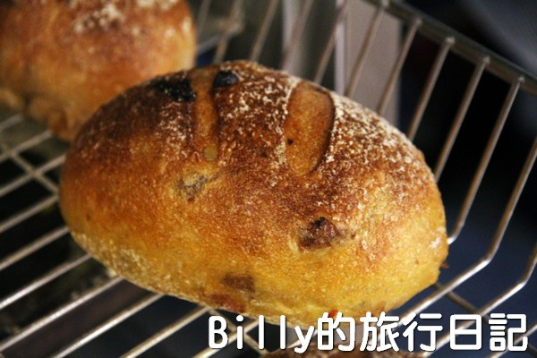 森徑三十七全天然酵母麵包024