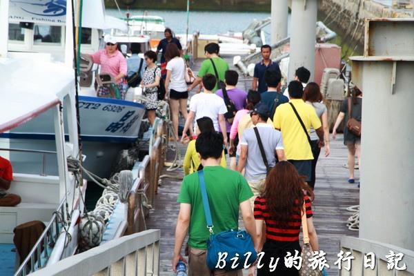 澎湖旅遊 - 晶翔號沙港東海漁夫體驗009.jpg