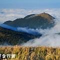 佳作-張聰益-大屯山觀雲海(NO.164).JPG
