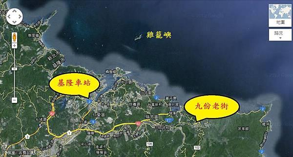 01 東北角Map
