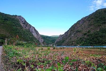 石門隘口:石門古戰場