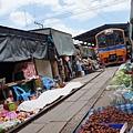 火車再度駛入鐵路市場