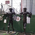 鐵道機器人