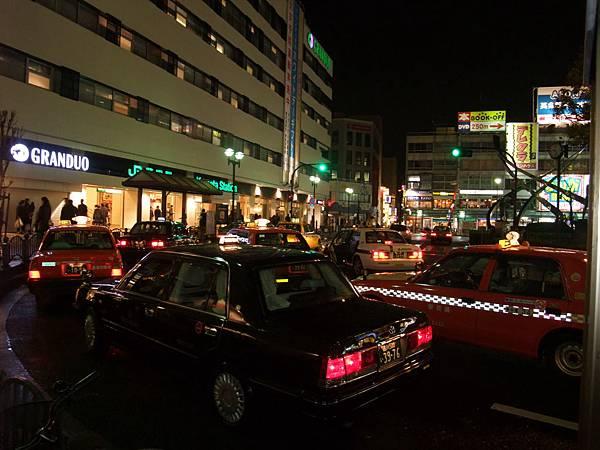 蒲田JR車站