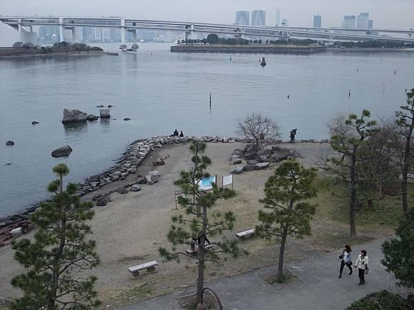 御台場海濱公園