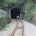二號隧道南口端
