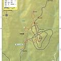 獨立山全路線Map
