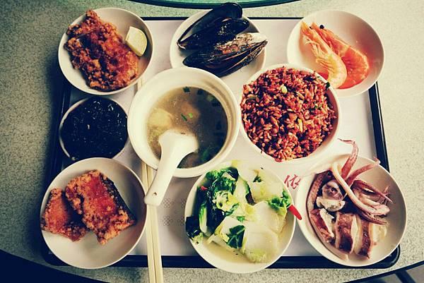 「依嬤的店」風味套餐