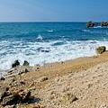 柴山秘境海灘湧浪