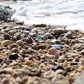 秘境海灘上的尋寶遊戲