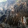 石灰岩溶蝕地貌