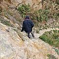 拉繩攀爬之處
