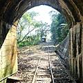 第15號隧道出口端