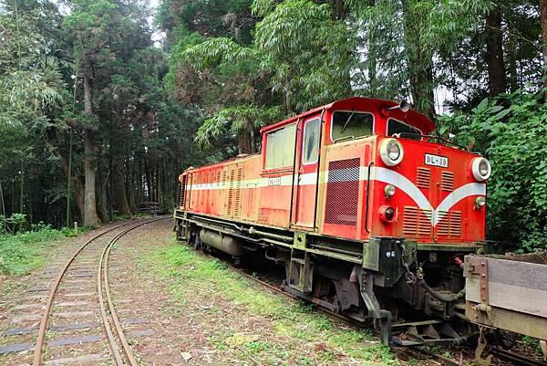 紅色火車頭DL-40