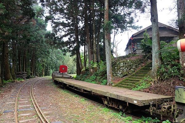 台車與山林鐵道