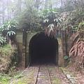 49號隧道入口,全長76公尺,海拔1936公尺