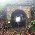 48號隧道出口,全長44公尺,海拔1787公尺