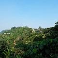中寮山上的電台鐵塔