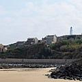 福正村後山上的東犬燈塔